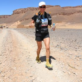 Ultra Running Magazine: Holly Zimmermann urges everyone to test their limits
