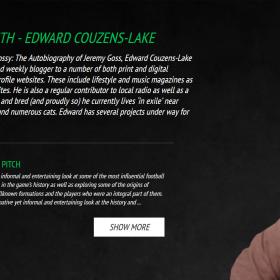 Edward Couzens-Lake is Author of the Month