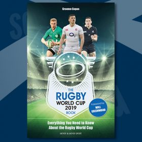 """""""THE IDEAL COMPANION FOR WATCHING ALL THOSE POOL MATCHES…"""" SAYS SCOTTISH RUGBY BLOG"""