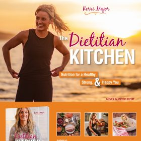 Celebrating cover Reveal … 'The Dietitian Kitchen'