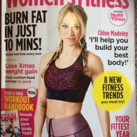 KERRI MAJOR TALKS TO WOMEN'S FITNESS MAGAZINE…