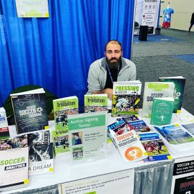 Showcasing at United Soccer Coaches Convention 2020
