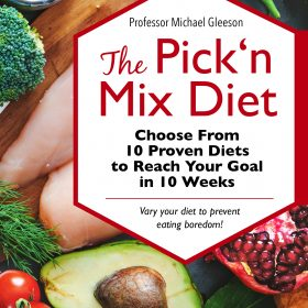 Michael Gleeson launches the whole new way of dieting…