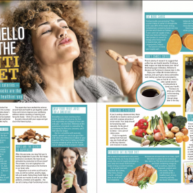 Say hello to the Anti-Diet – our authors speak to New Magazine