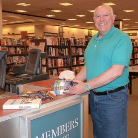 Paul Clerici book signings