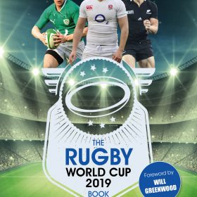 THE RUGBY WORLD CUP 2019 BOOK IS OUT TODAY!