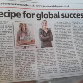 Recipe for Global Success…