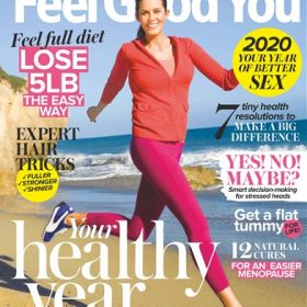 Woman&Home Feel Good You magazine – double page recipe spread