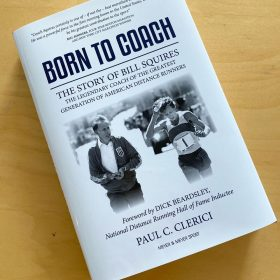 'Born to Coach: The Story of Bill Squires' is a bestseller ahead of US release!