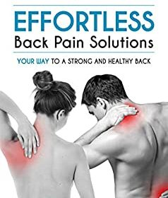 EFFORTLESS Back Pain Solutions – for pain-free homeworking!