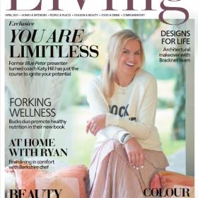 Living Magazine talks Forking Wellness …