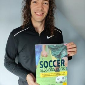 The Soccer Sessions Book – Publication Day Interview